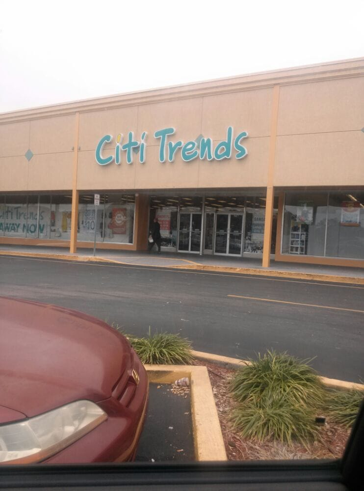 Citi Trends: 1279 S Missouri Ave, Clearwater, FL