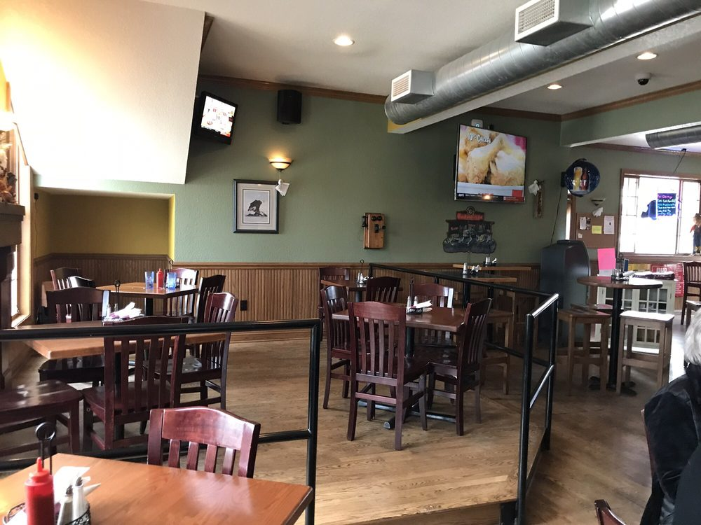 The Slippery Rail Bar and Grill: 402 Main St, Allenton, WI