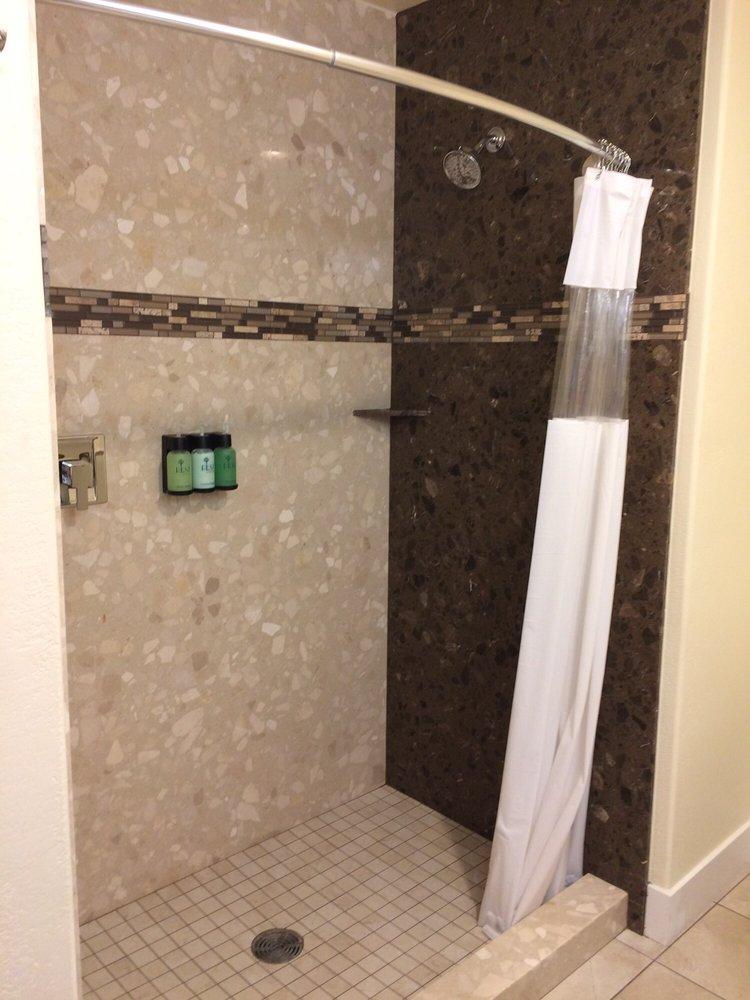 Really large nice shower stall - Yelp