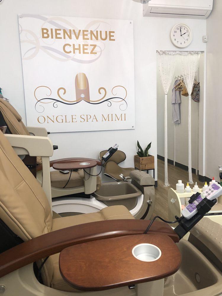 Ongle Spa Mimi: 6017 Boulevard Monk, Montreal, QC