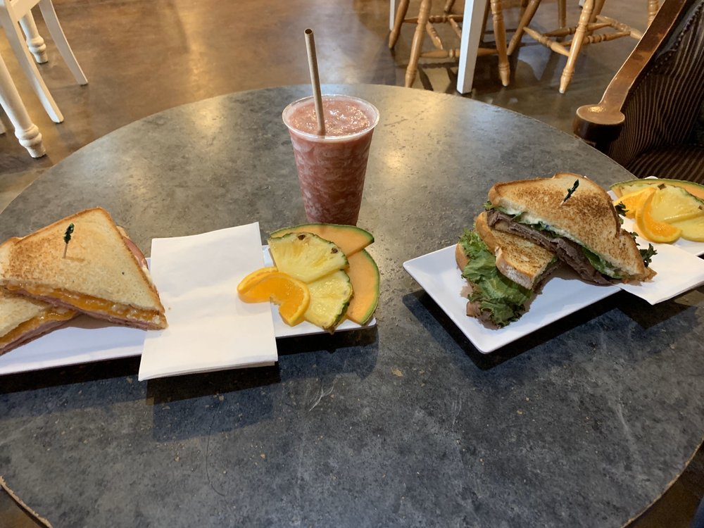Calypsos Coffee Roasters: 116 E Lakeside Ave, Coeur d'Alene, ID