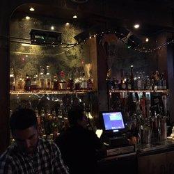Bars on polk st
