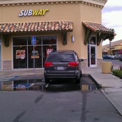 Subway Restaurants Pittsburg Ca