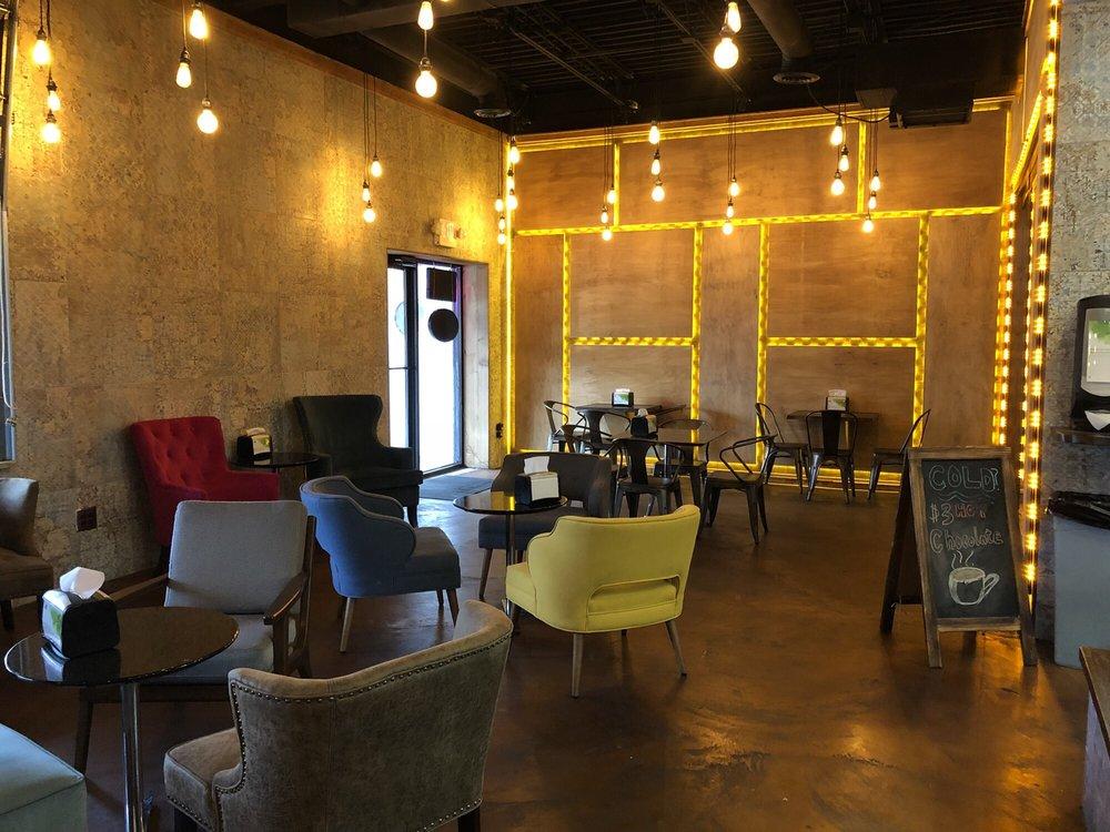 Caffeine Atlanta: 410 14th St NW, Atlanta, GA