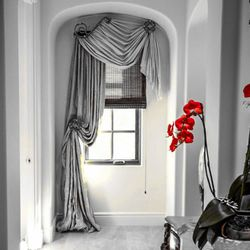 Photo Of Galaxy Design Los Angeles Ca United States Custom Window Treatment