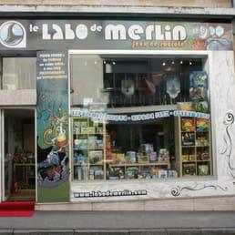 le labo de merlin 10 fotos spielwaren 1 rue boncenne poitiers vienne frankreich. Black Bedroom Furniture Sets. Home Design Ideas