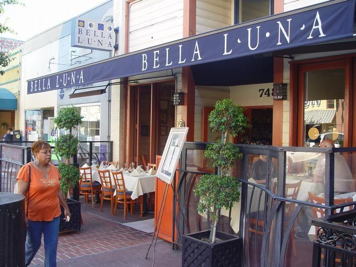 Italian Restaurant Near Gaslamp