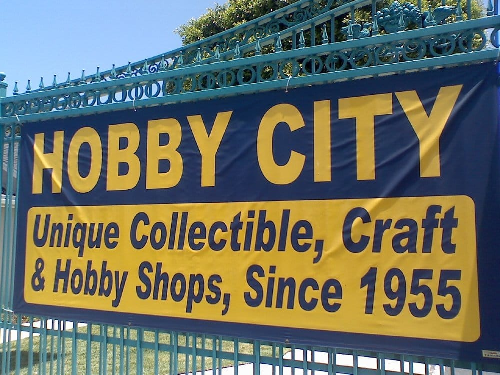 Hobby City: 1238 S Beach Blvd, Anaheim, CA