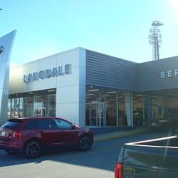 Photo of Langdale Ford Company - Valdosta GA United States & Langdale Ford Company - Auto Repair - 215 W Magnolia St Valdosta ... markmcfarlin.com