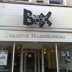 Photo Of Box Creative Hairdressing Leeds West Yorkshire United Kingdom