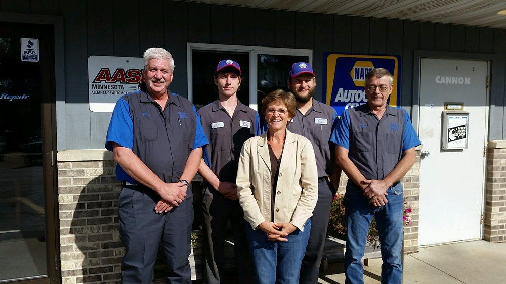 Cannon Auto Repair: 1709 Minnesota 20, Cannon Falls, MN