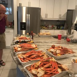 Photo Of Nati S Southern Seafood Boil Kissimmee Fl United States