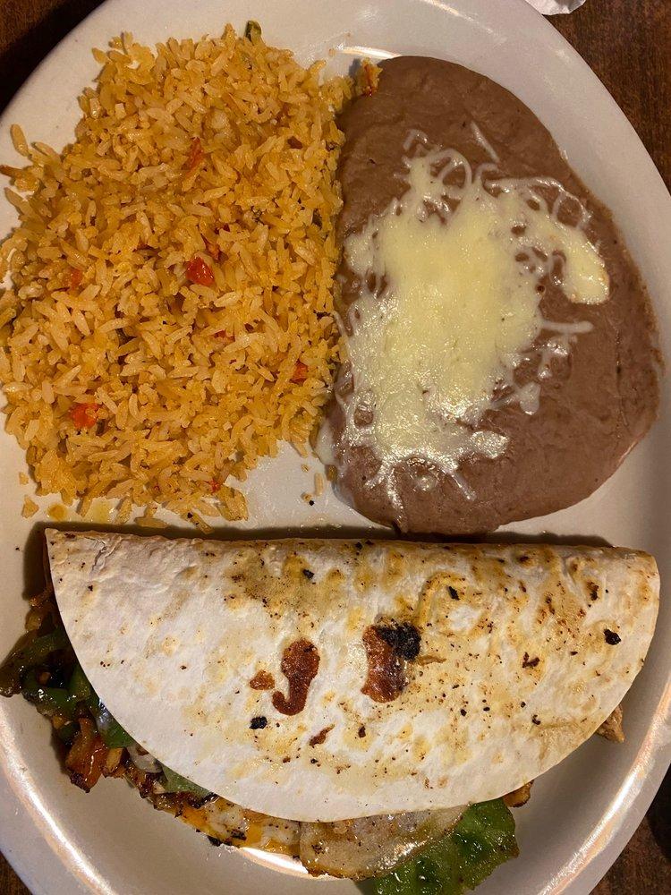 Food from El Sombrero