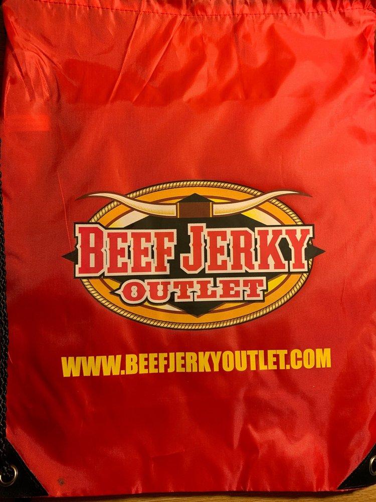 Beef Jerky Outlet: 109 Cabela Blvd E, Dundee, MI