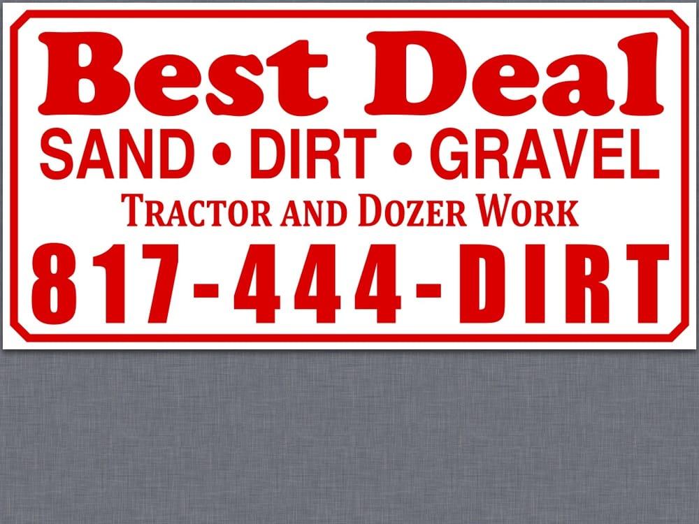 Best Deal S & Dirt & Gravel: 9485 Old Agnes Rd, Springtown, TX