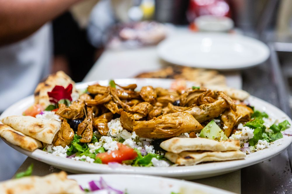 Epsilon Fine Greek Restaurant: 422 Tyler St, Monterey, CA