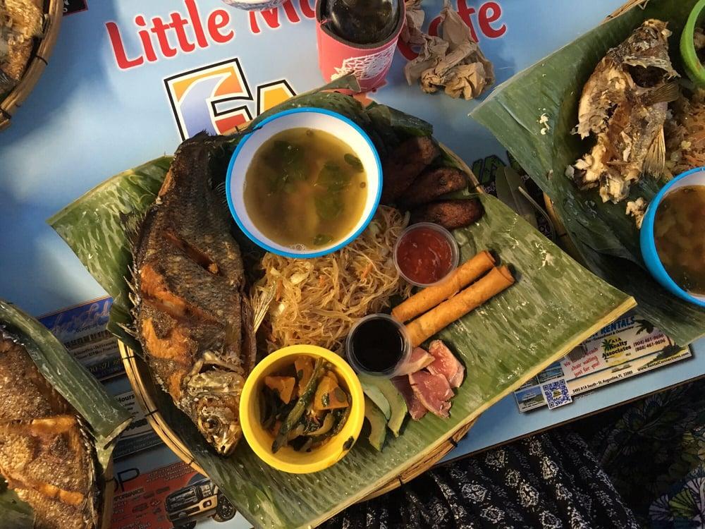 Little Margie's FA Cafe: 303 A1A Beach Blvd, Saint Augustine Beach, FL