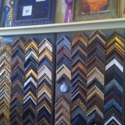 photo of heritage custom framing houston tx united states wall to wall