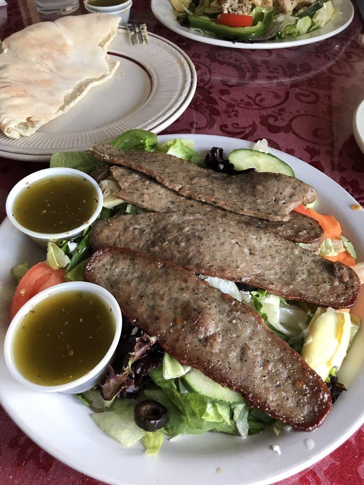 Margo's Mediterranean Cuisine: 1136 W Taylor St, Griffin, GA