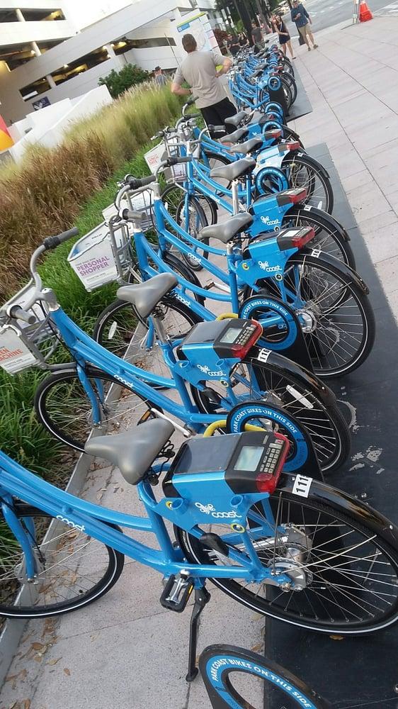 Coast Bike Share: 1228 E 7th Ave, Tampa, FL