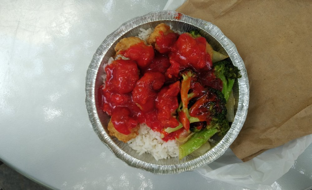 Tran's Chinese Food Cart: 216 N 33rd St, Philadelphia, PA