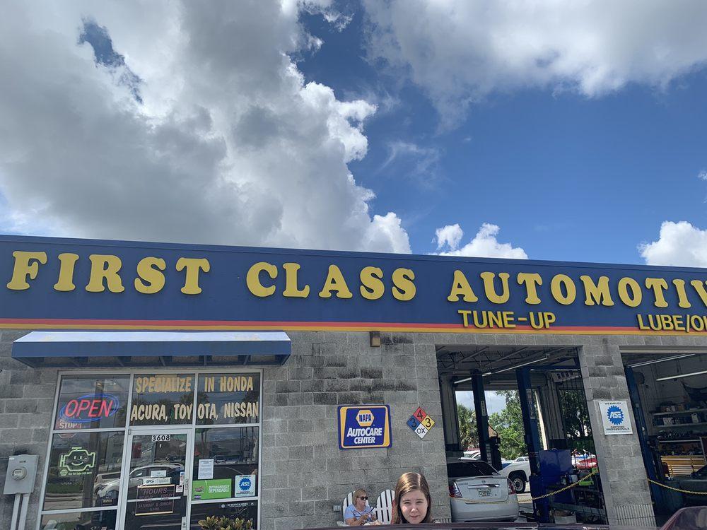 First Class Automotive: 3608 E Colonial Dr, Orlando, FL