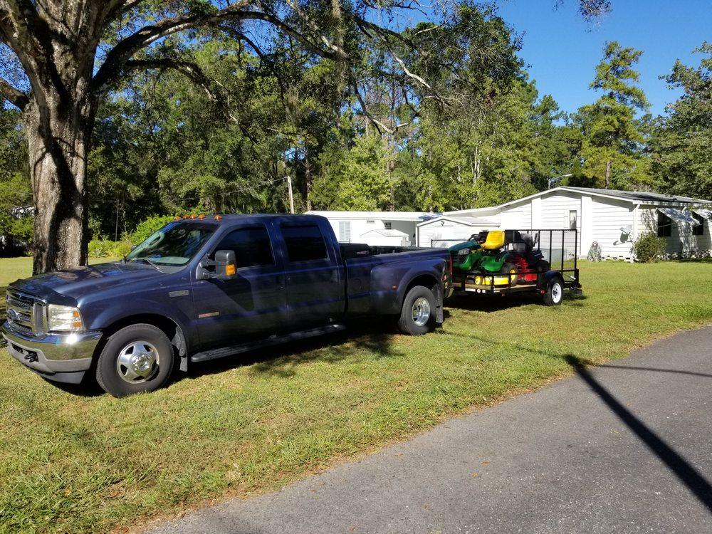 Chartier Mowing Services: 4244 Kim Dr, Brooksville, FL