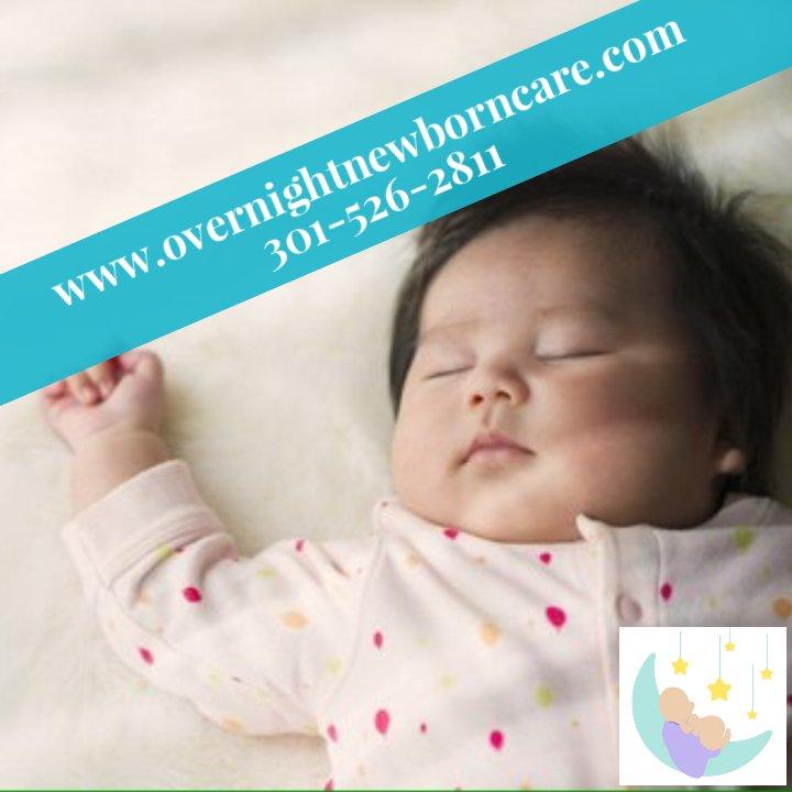 Overnight Newborn Care: Bethesda, MD