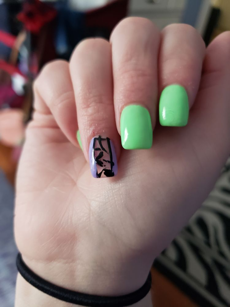 Envy Nails: 901 Spruce St, Dowagiac, MI