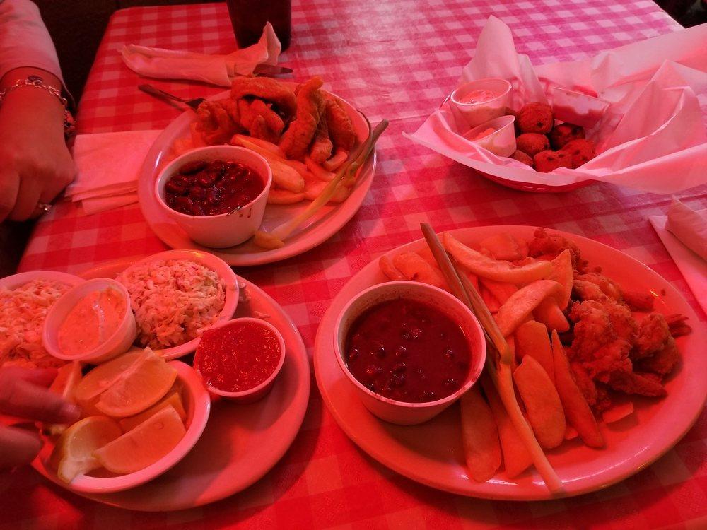 Catfish Charlie's: 5830 McArdle Rd, Corpus Christi, TX