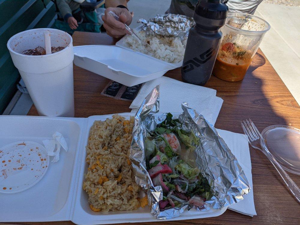 Kik's Thai Food: 5003 S Main St, Roswell, NM