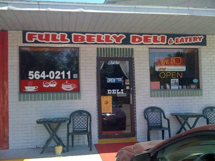 Full Belly Deli: 9707 W Fort Island Trl, Crystal River, FL
