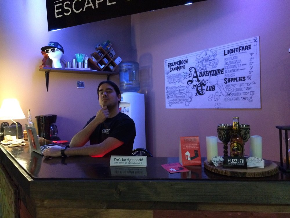 Social Spots from Puzzled Escape Games