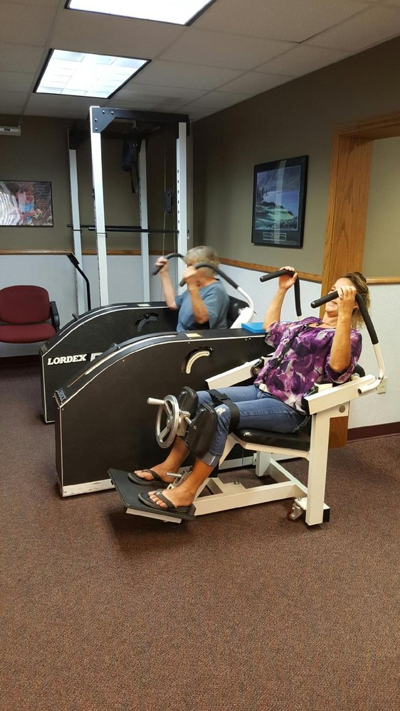 Century Chiropractic Center: 2308 S Broadway St, Alexandria, MN