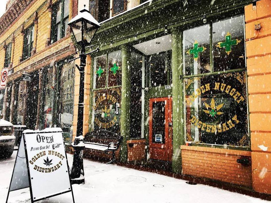 Golden Nugget Dispensary: 127 Main St, Central City, CO
