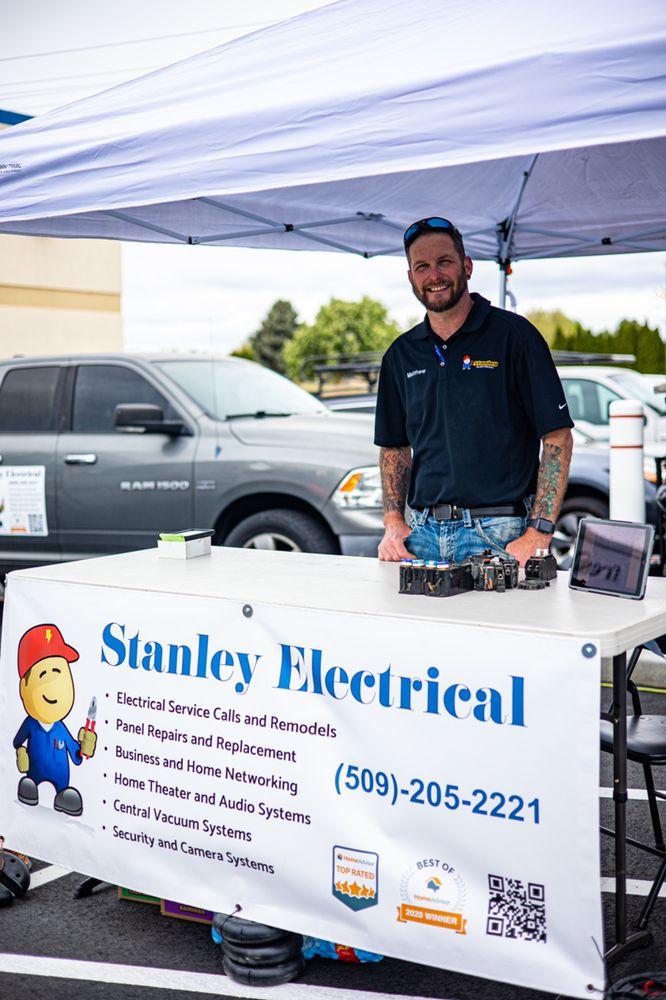 Stanley Enterprises: 8220 Gage Blvd, Kennewick, WA