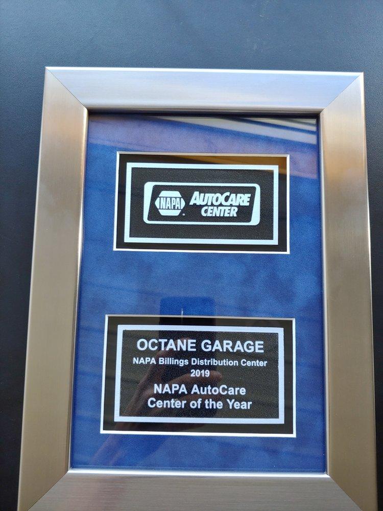 Octane Garage: 2 Wheel Dr, Gillette, WY