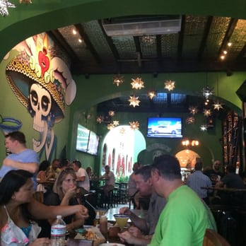 Greengos Mexican Restaurant Old San Juan