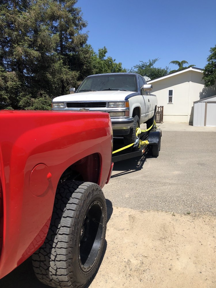 Towing business in Madera, CA