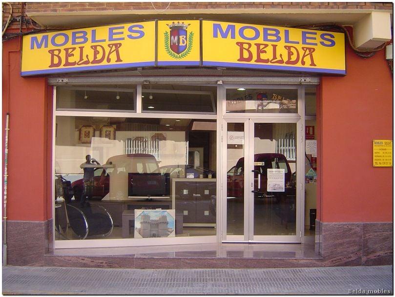 Belda tiendas de muebles calle monovar 1 moncada for Telefono registro bienes muebles madrid