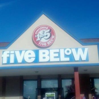 P O Of Five Below Warwick Ri United States