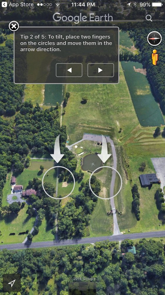 Chippers Practice Range: 2105 S Canfield Niles Rd, Austintown, OH