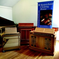 Photo Of Harpsichord Clearing House   Rehoboth, MA, United States