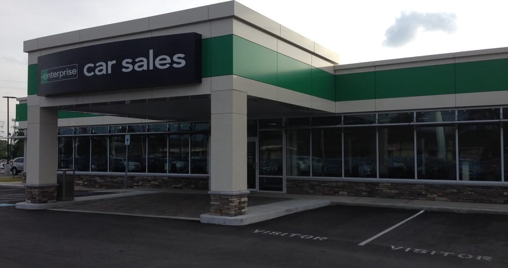 new location for enterprise car sales yelp. Black Bedroom Furniture Sets. Home Design Ideas