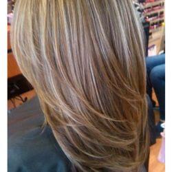 Hair las salon strip vegas