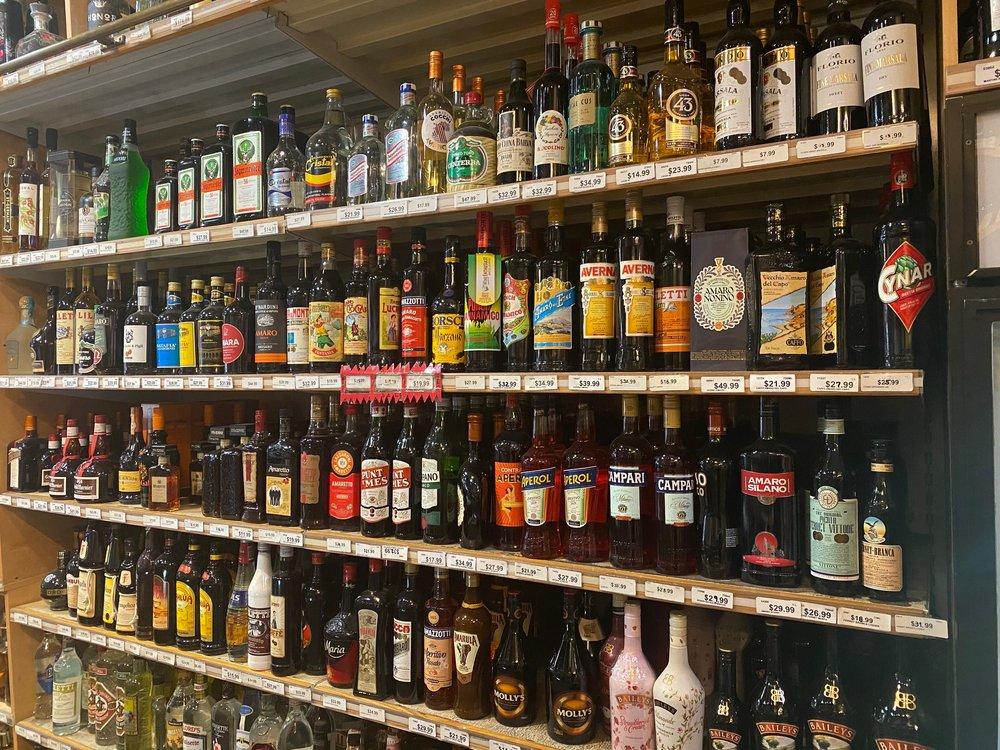 Mount Carmel Wine & Spirits: 609 E 187th St, Bronx, NY