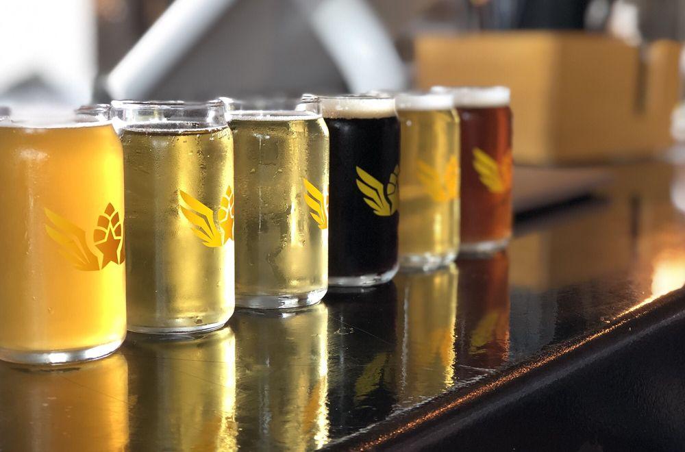 Hub City Brewing: 250 W Main St, Jackson, TN