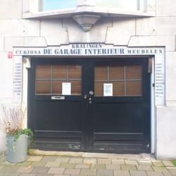 De Garage Interieur - Antiquitäten - Oostzeedijk Beneden 13 ...