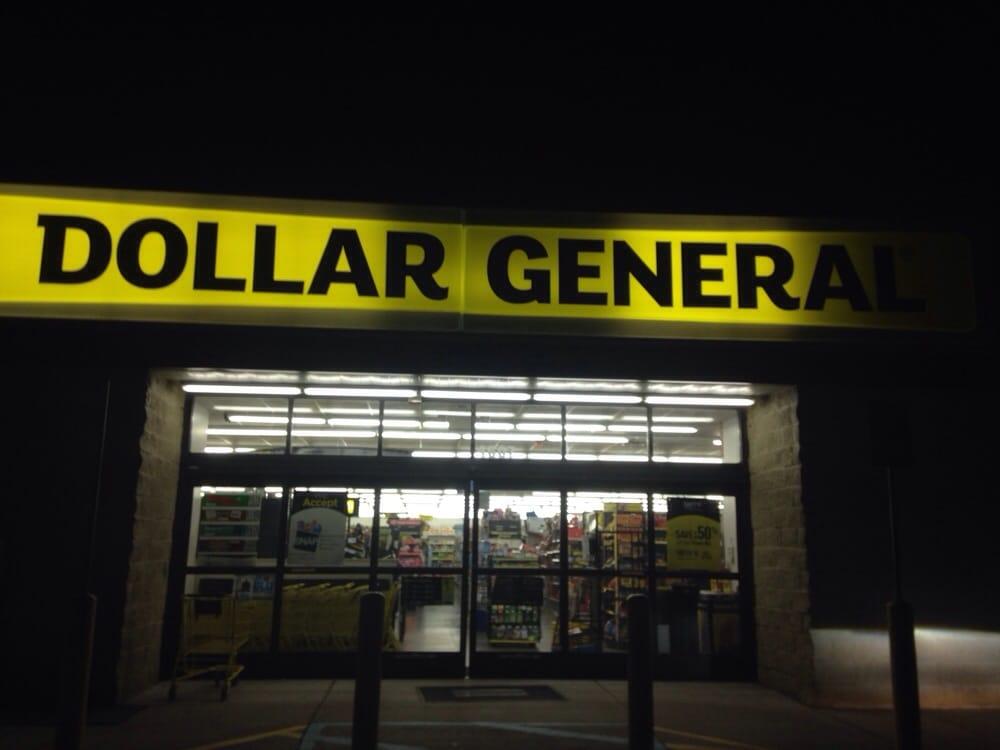 Dollar General: 205 W South St, Merigold, MS
