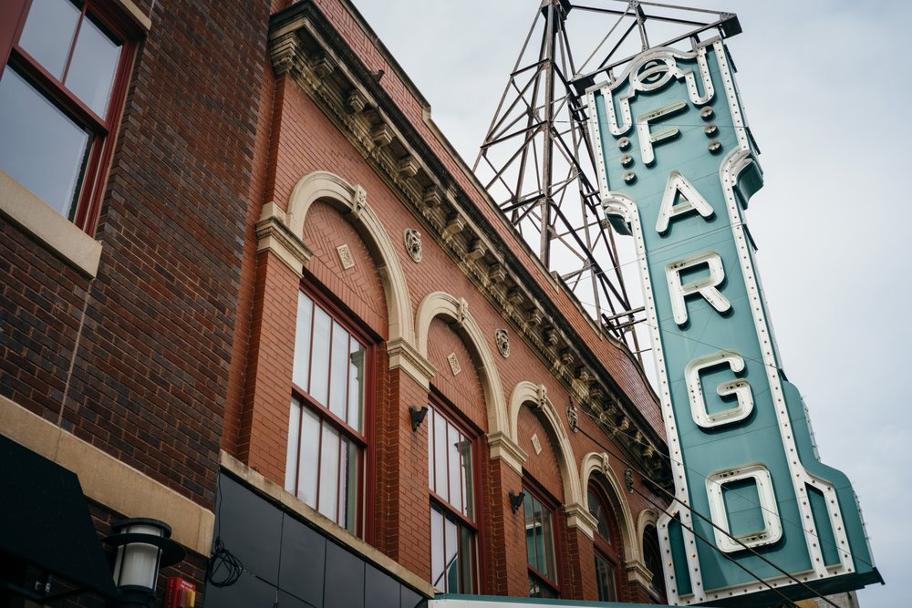 Social Spots from The Fargo Theatre